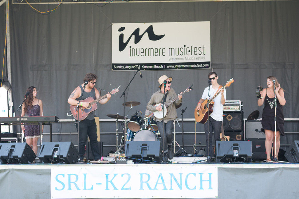 Get your groove on at the annual Invermere Music Festival!